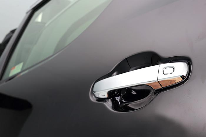 All New Alphard 2.5 X Interior Grand Avanza Veloz 1.5 Spesifikasi Dan Harga Toyota 2 5 Astra Indonesia Masih Pada Bagian Samping Tipe Memiliki Fitur Smart Entry Yang Terdapat Pintu Depan Belakang Memudahkan Untuk Membuka