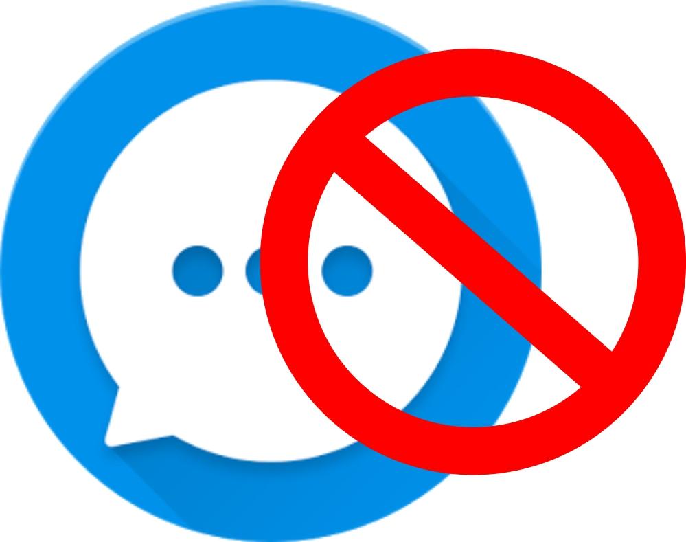 Blok SMS Penipuan