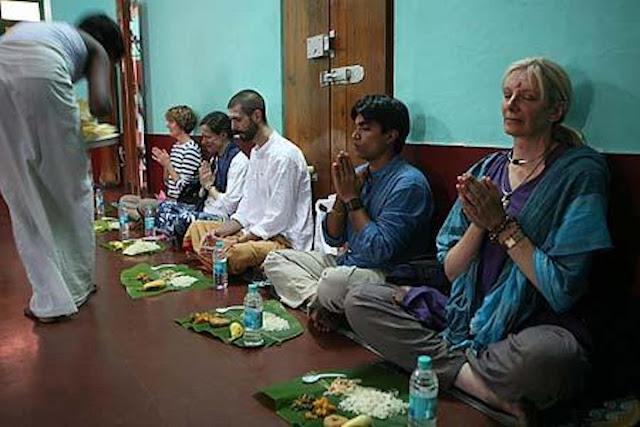 సనాతన హైందవ భోజనము చేయు విధానము - Bhojanam Chese paddati, Vidanam