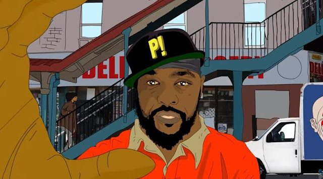 "Sean Price ""3 Lyrical Ps"" feat. Prodigy & Styles P"