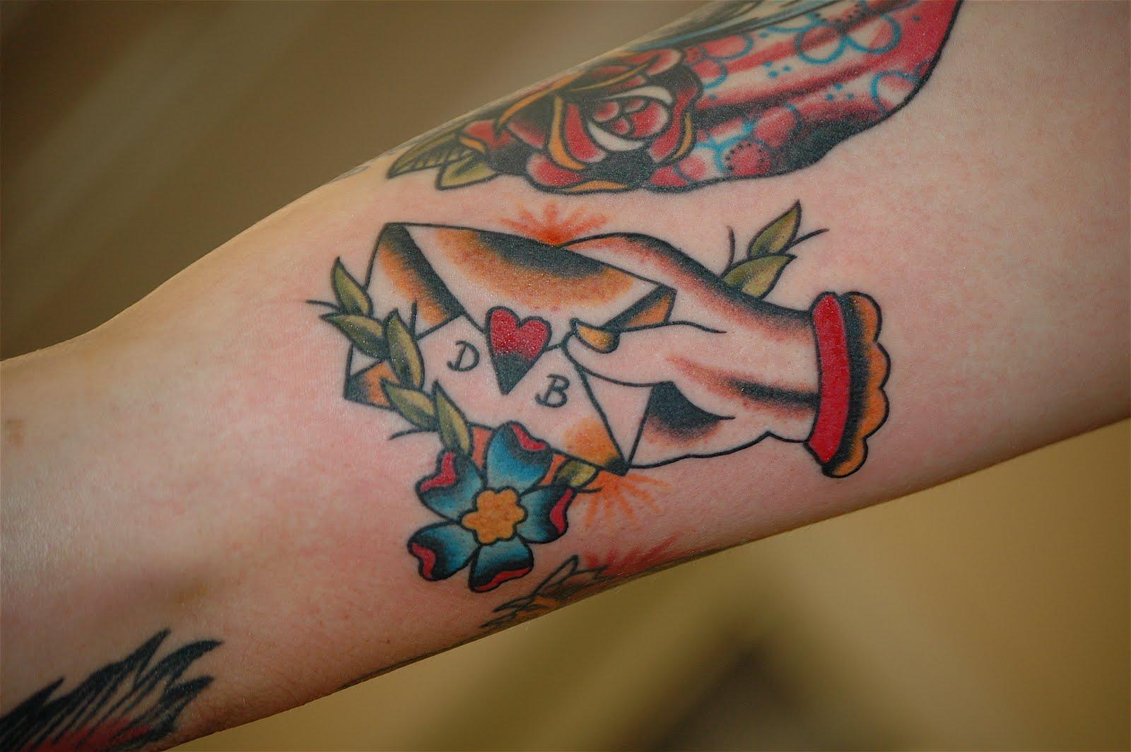 tattoo old school | tatoo | Pinterest