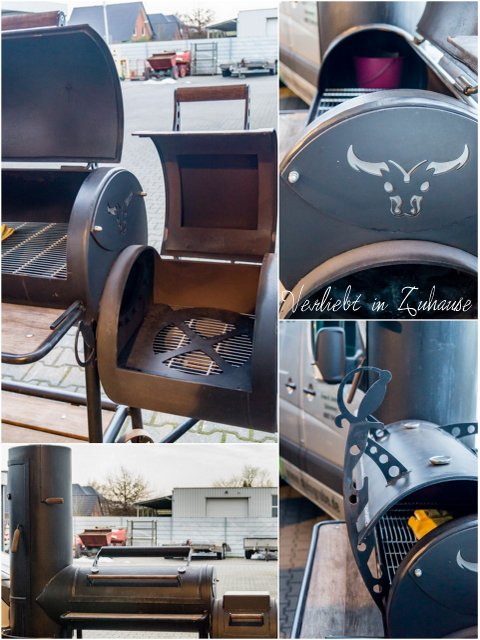 Grillseminar Steingrobe selbst gebauter Smoker