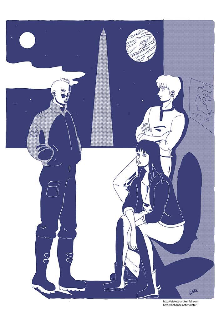 Ilustración de Violeta Latorre Gil