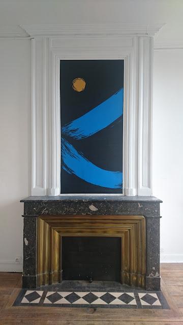 idee peinture sur mur appartement Bordeaux interieur decoration jean baptiste besançon