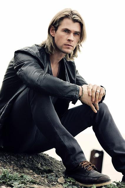 cabelo masculino longo liso