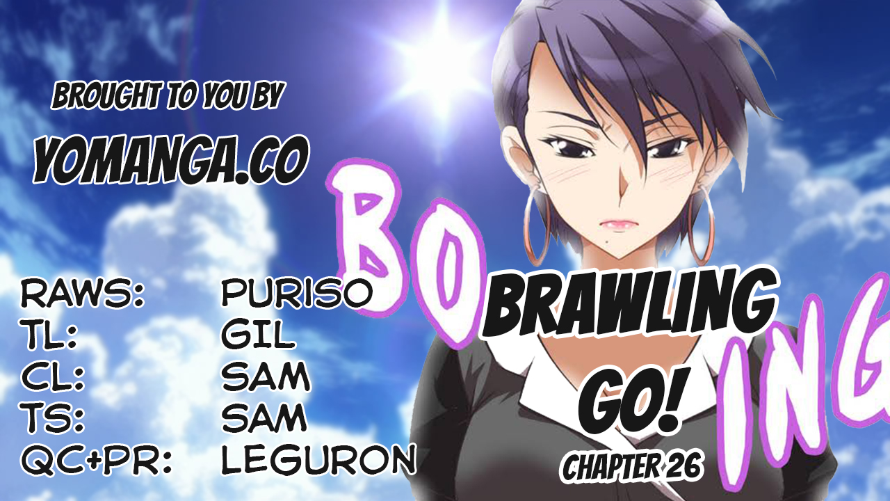 Brawling Go - Chapter 27