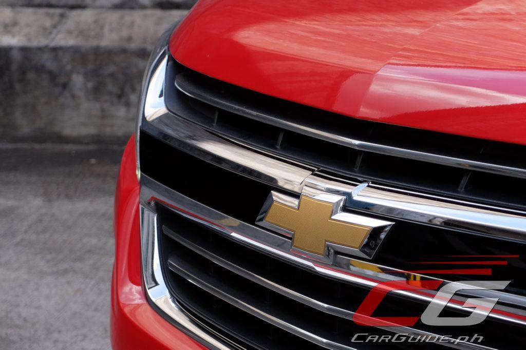 Review: 2018 Chevrolet Colorado 4x4 LTZ | Philippine Car