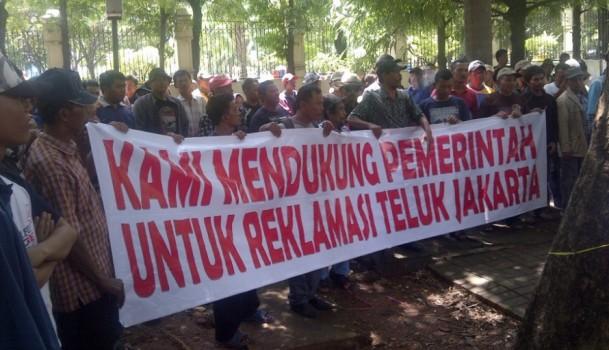 Ahok Jamin Reklamasi Teluk Jakarta Tak Berdampak Negatif