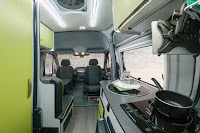 Mercedes-Benz Sprinter 4x4 Winnebago Revel (2018) Interior 1