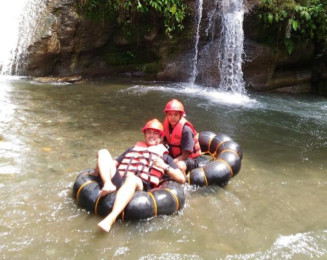 Extreme River Tubing in Sepaka