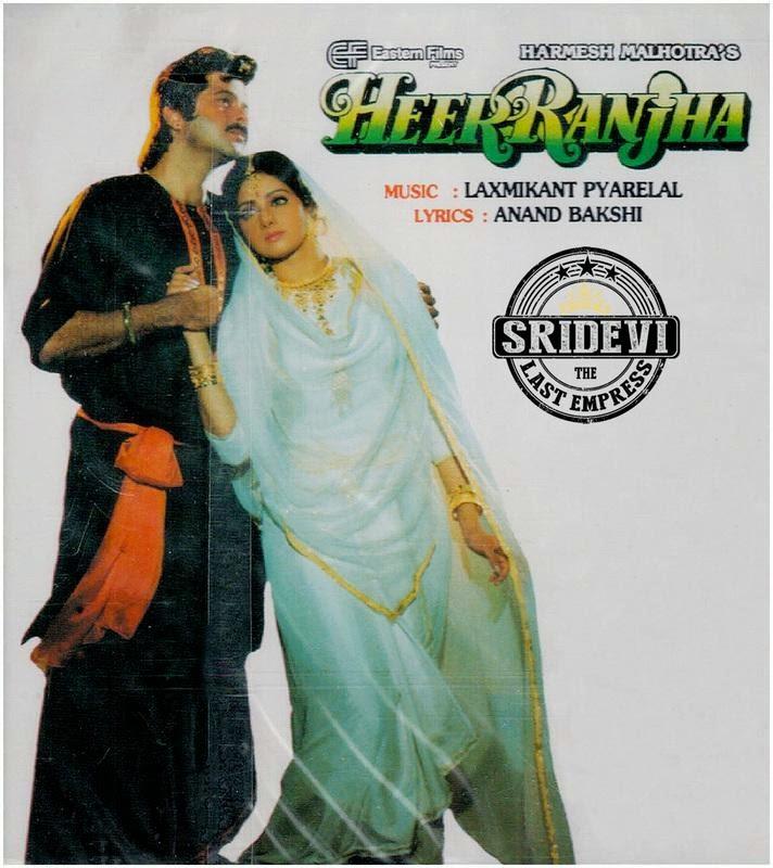 Sridevi Nagina Sridevi: Heer Ranjha (...