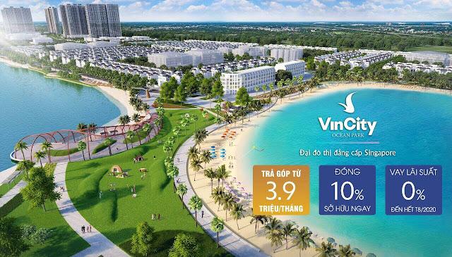 Vincity Ocean Park Gia Lâm - 3 lựa chọn căn hộ cho khách hàng dưới độ tuổi 35