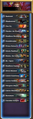 Tempo Rogue Kobolds Standard Hearthstone Decklist Guide 1