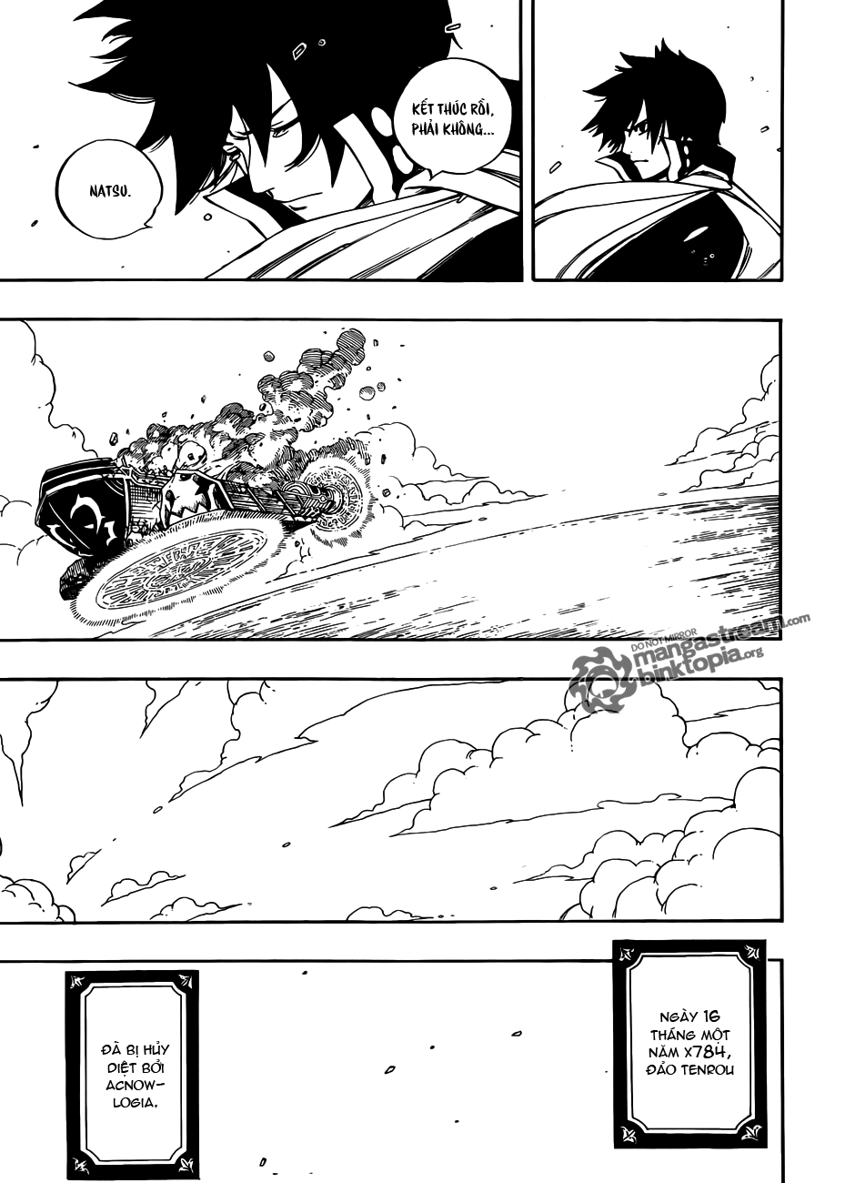Fairy Tail chap 253 trang 17