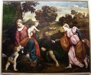 Giorgione et al