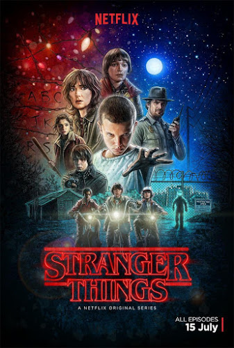 Stranger Things Temporada 1 (Web-DL 720p Ingles Subtitulada) (2016)