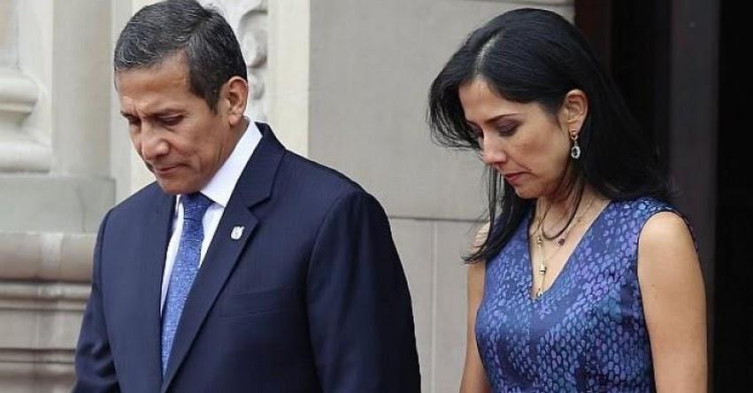 A LA CÁRCEL OLLANTA HUMALA Y NADINE HEREDIA: Juez dicta 18 meses de prisión preventiva para ex presidente y ex primera dama [FOTOS Y VIDEOS]