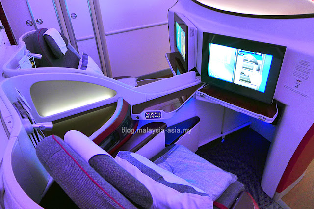 Honeymoon Business Class Seats Qatar Airways