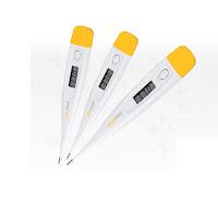Plusmed Pen Type Digital Thermometer, termometer untuk anak demam