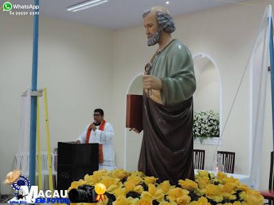 MISSA SOLENE E PROCISSÃO TERRESTRE DE SÃO PEDRO 2017