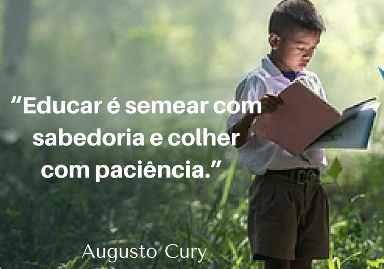 Educar é Semear Com Sabedoria E Colher Com Paciência: PORTAL BUENO : Bom Dia Segunda-feira