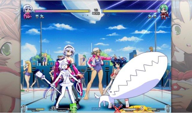 Vanguard Princess Free Download PC Games