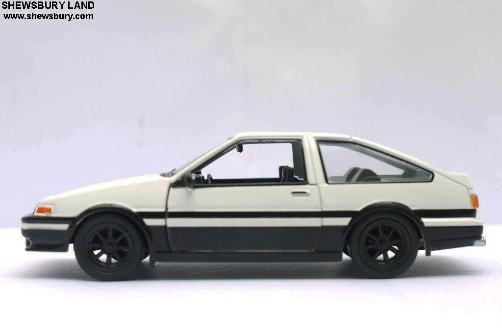 1 32 toyota sprinter trueno ae86 from ismart. Black Bedroom Furniture Sets. Home Design Ideas