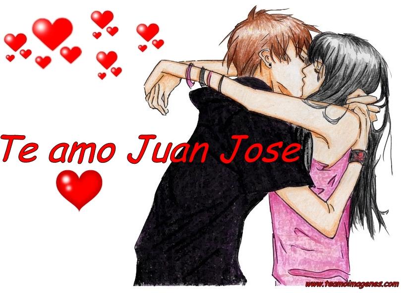 Te amo Juan Jose imágenes