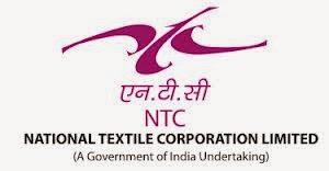 National Textile Corporation Ltd Recruitment 2016  GM, DGM, Sr Manager – 13 Posts