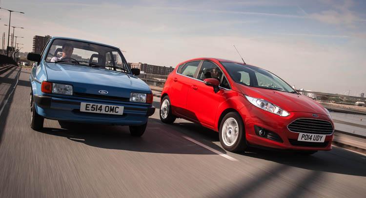 Happy 40th Birthday, Ford Fiesta