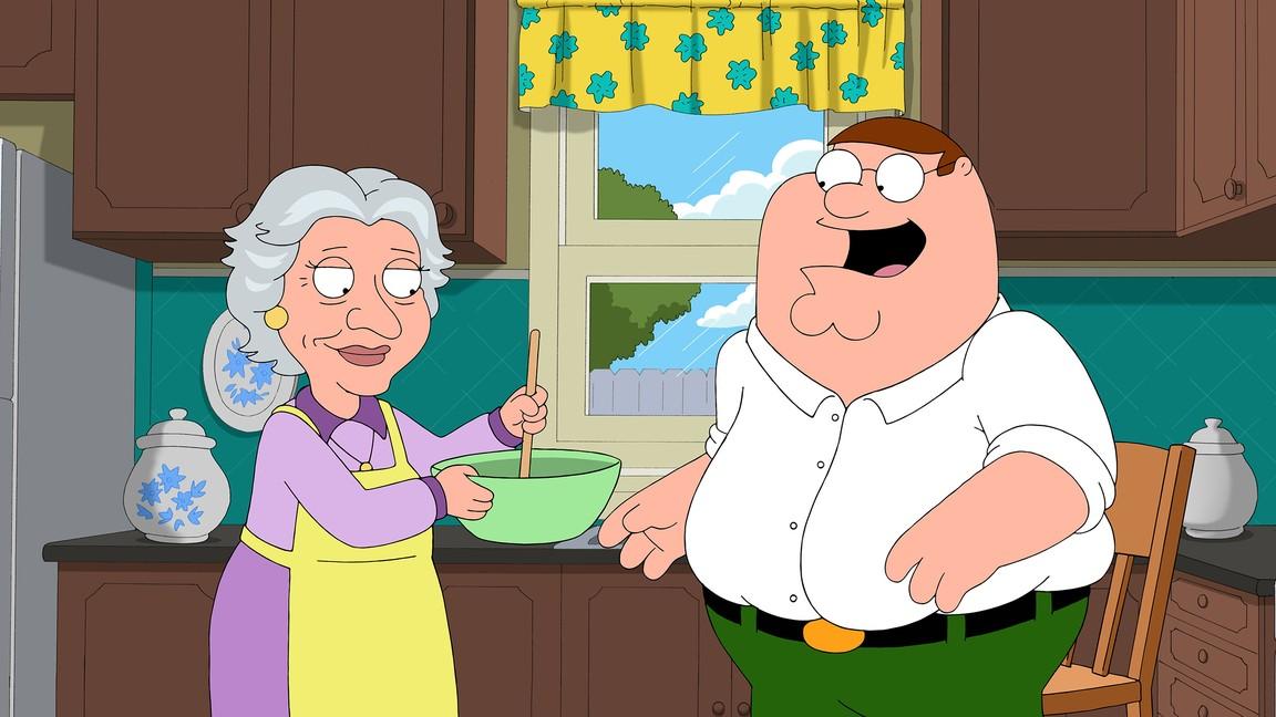 Family Guy - Season 12 Episode 12: Mom's the Word