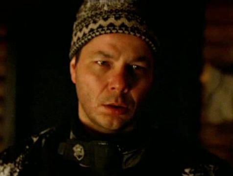 Curt Bäckström (Henrik Gustafsson) en Aurora boreal - Cine de Escritor
