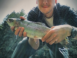 rainbow trout westfield river chesterfield ma