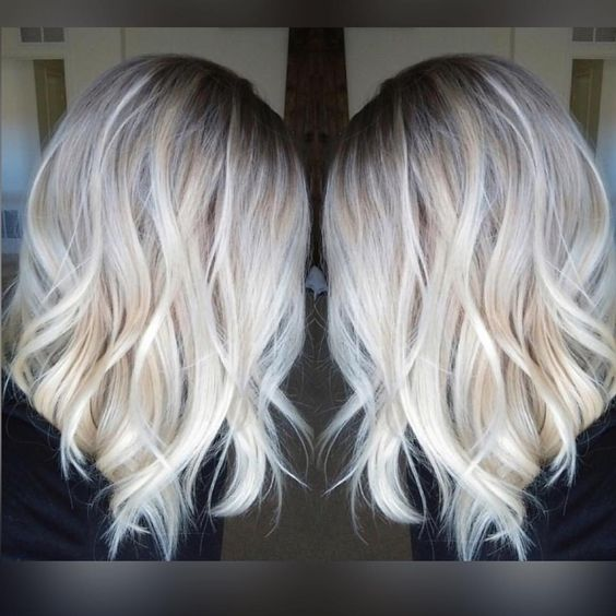 Astonishing Icy Blonde Ideas The Haircut Web