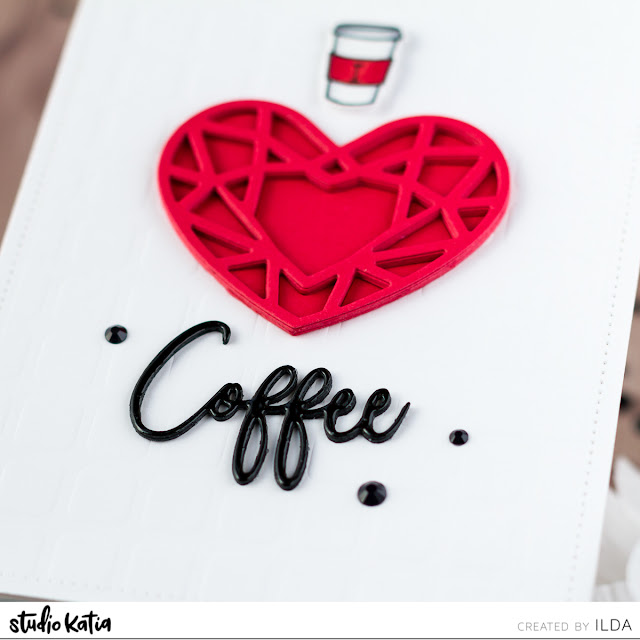 I Heart Coffee Spring and Summer Coffee Lover's Blog Hop for Studio Katia by ilovedoingallthingscrafty.com