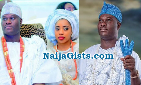 ooni ife cuts off public outing