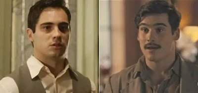 Éramos Seis: Carlos arranca sangue de Alfredo e faz Lola surtar
