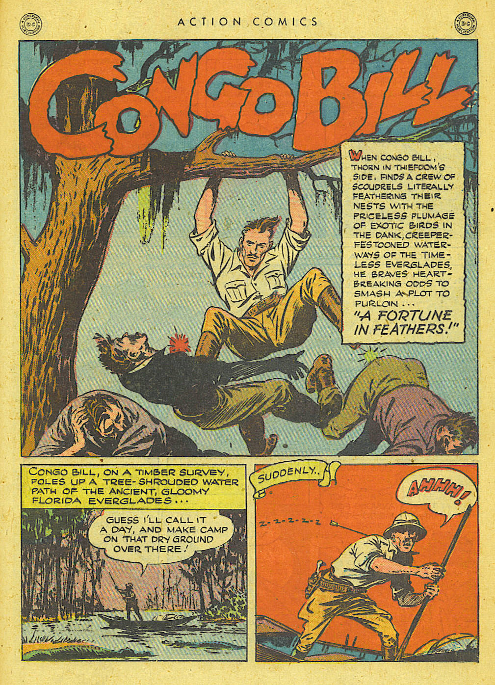 Read online Action Comics (1938) comic -  Issue #78 - 30