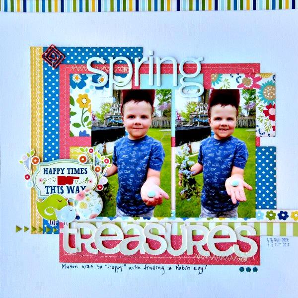 It S A Family Affair Spring Treasures Lasting Memories