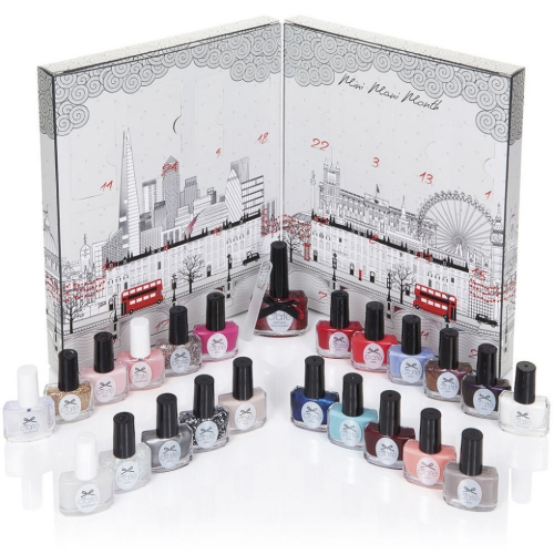 Ciaté Mini Mani Month Advent nail polish calendar 2015