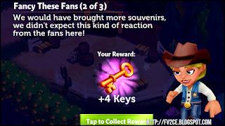 FV2CE, Brass Keys