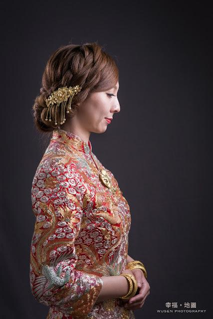 裙褂 龍鳳褂 台南 婚攝 台北 婚紗