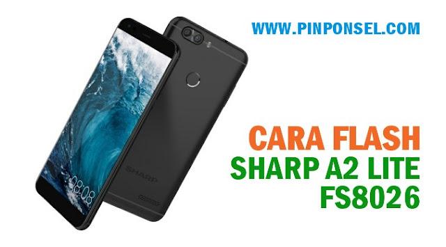 Cara Flash Sharp A2 Lite FS8026 Menggunakan Sp Flashtool