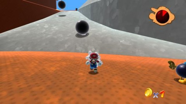 Download Super Mario 64 HD PC Gameplay