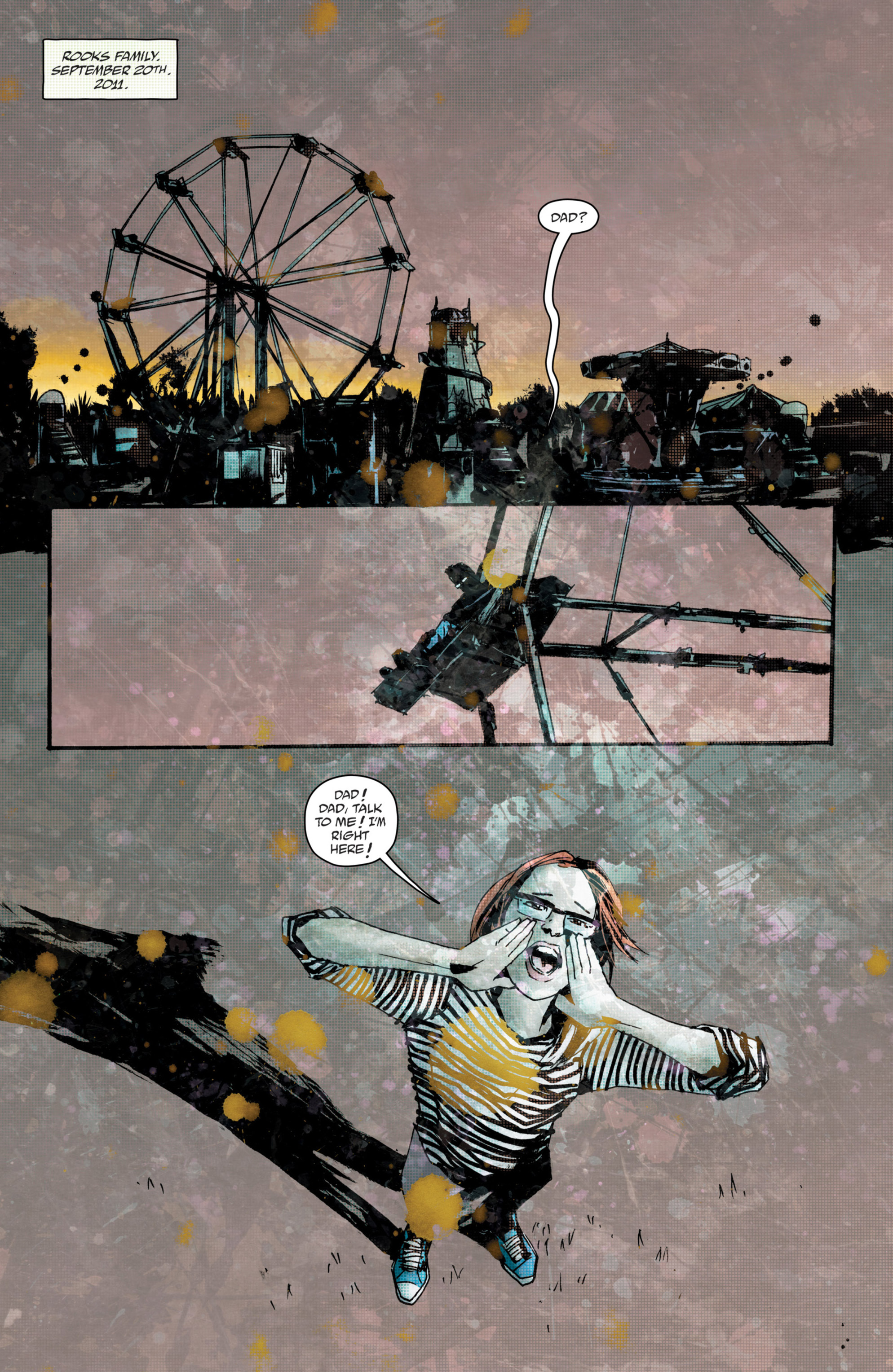 Read online Wytches comic -  Issue #4 - 3