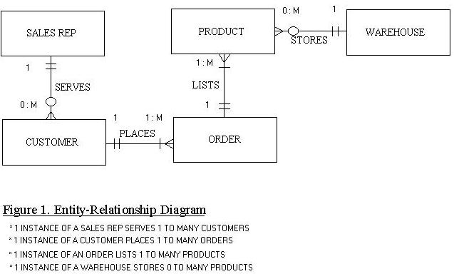 describe the use and components of entity relationship diagrams