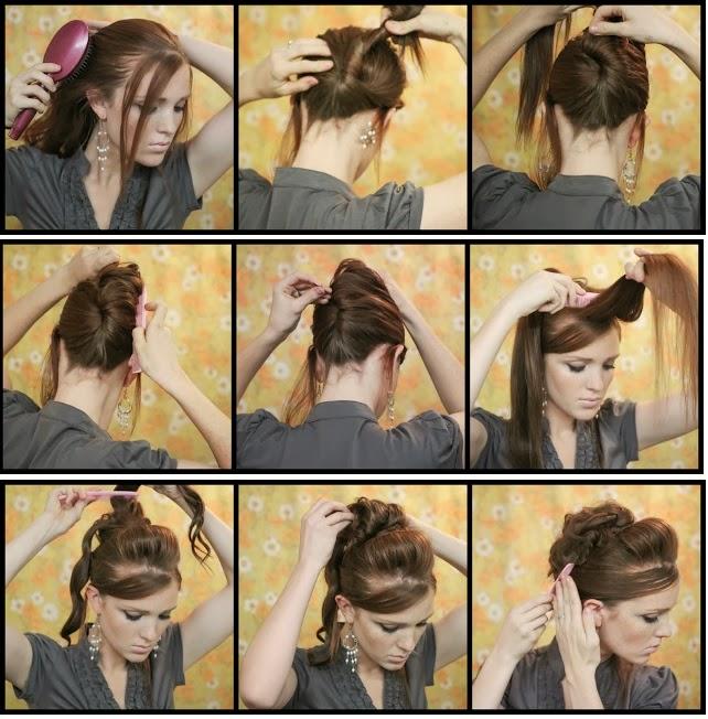 coiffure a faire perfect coiffure headband mariage coiffure mariage facile faire soimme. Black Bedroom Furniture Sets. Home Design Ideas