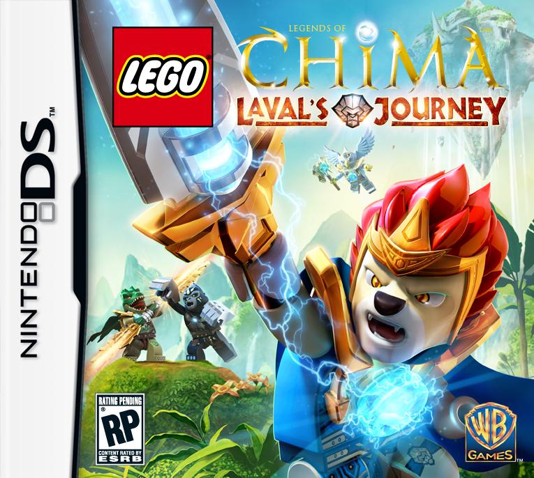 ROMs - LEGO Legends of Chima - Lavals Journey (Português) - NDS Download