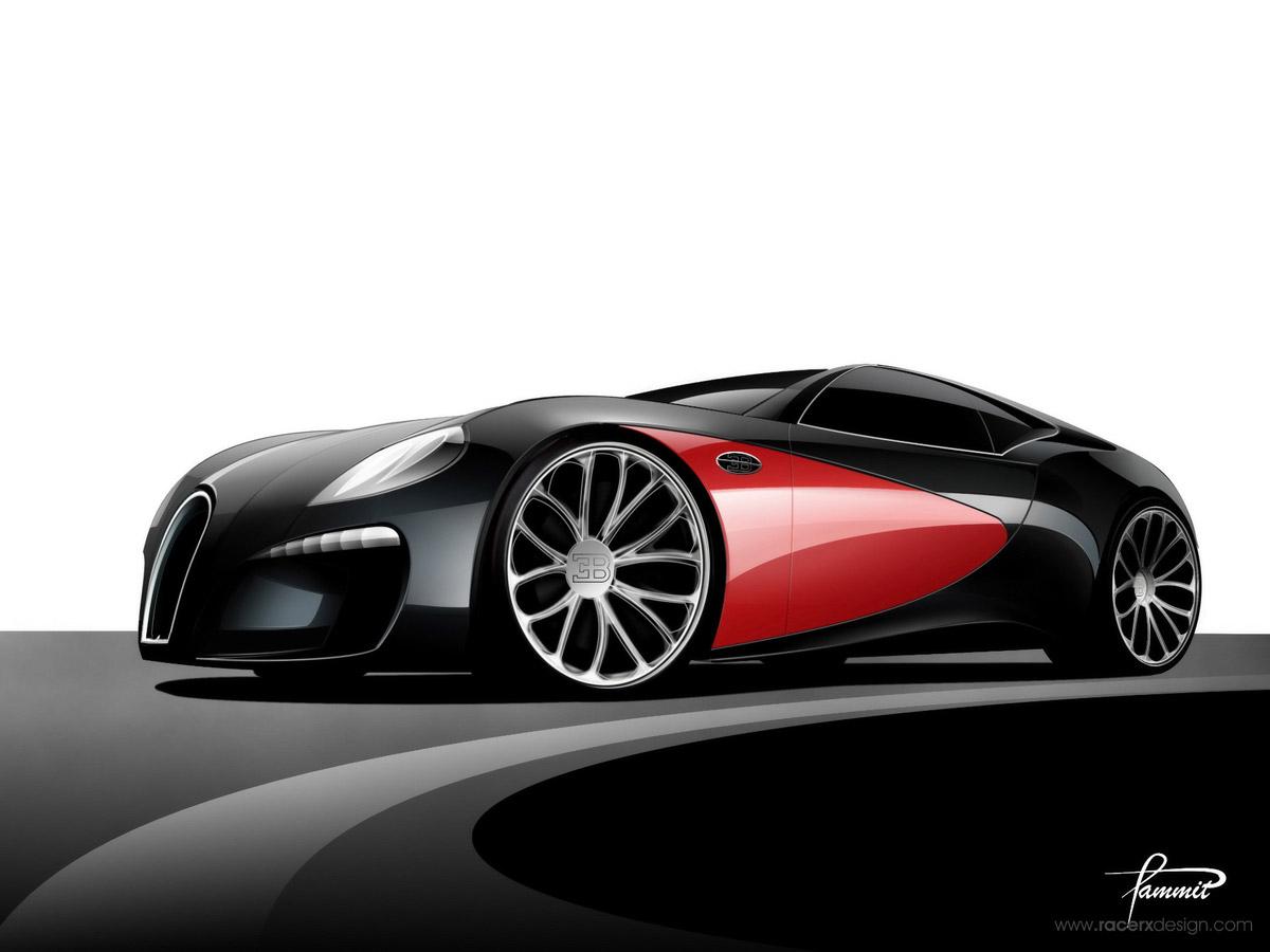 Bugatti Streamliner Super Exotic Cars