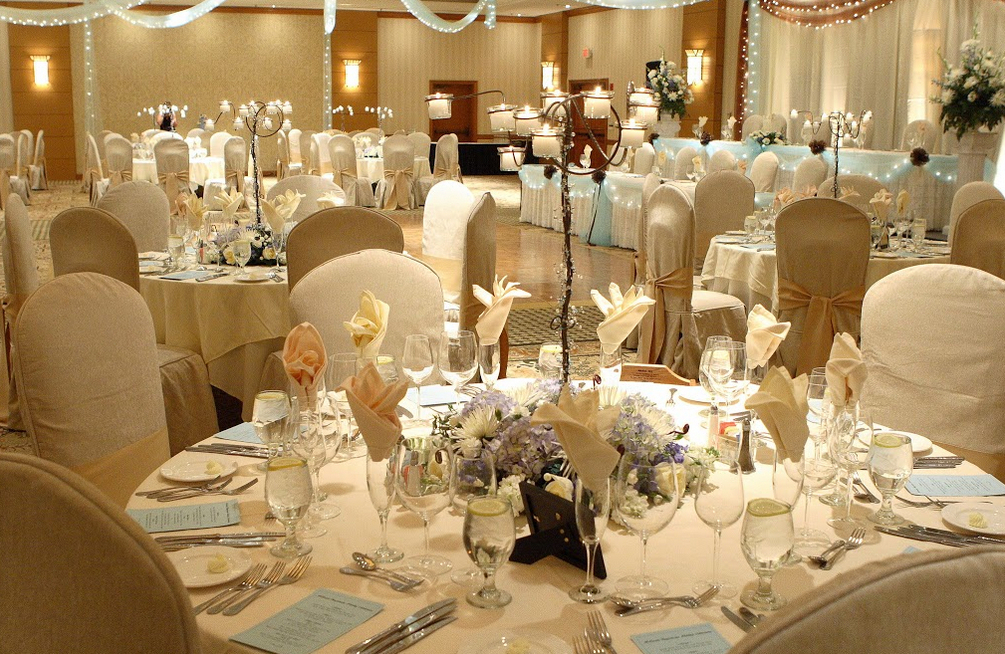 Tempe Mission Palms Hotel And Conference Center Wedding Venue